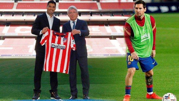 El presidente Enrique Cerezo tiene la ilusión de juntar a Lionel Messi con Luis Suárez en el Atlético de Madrid