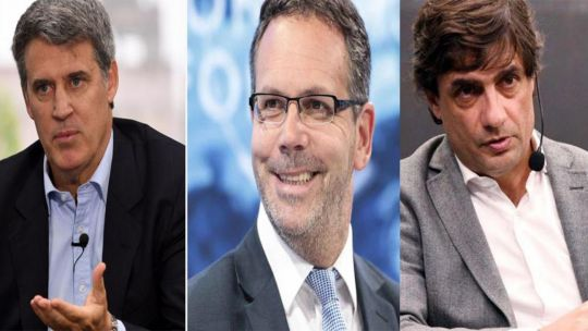 Prat-Gay, Sandleris y Lacunza se defendieron de las acusaciones de Alberto Fernández