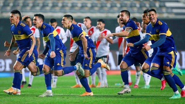 Boca volvió a festejar contra River: por penales también vale ganar y perder duele un poquito menos